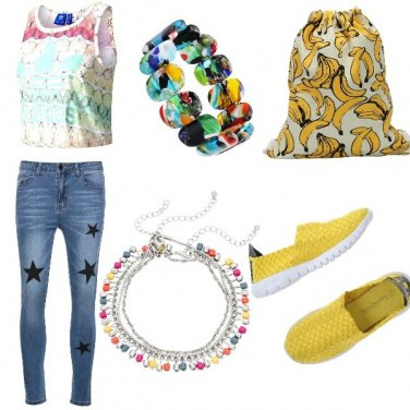 Outfit Concerto pop