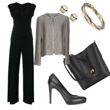 Outfit Tuta chic!