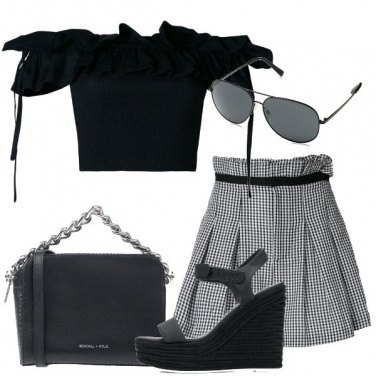 Outfit Summer style