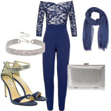 Outfit Chic jumpsuit