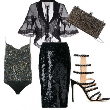 Outfit Sexy #987