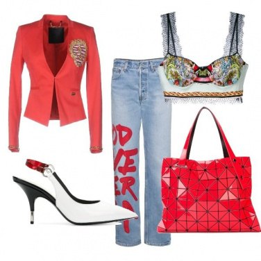 Outfit Lusso al Top