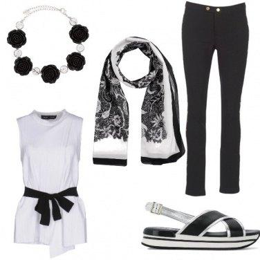 Outfit Semplice ma impeccabile