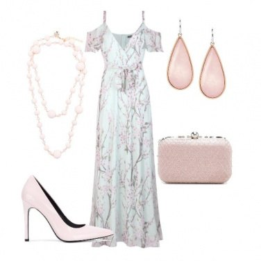 Outfit Romantic pink