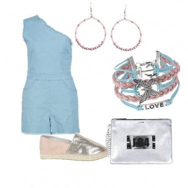 Outfit Trendy #7691