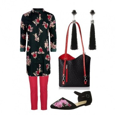 Outfit China girl