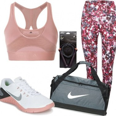 Outfit Crossfit per lei