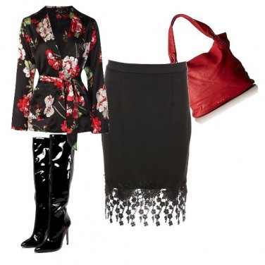Outfit Sexy #992
