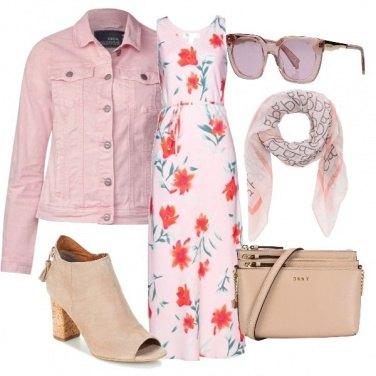 Outfit L\'abito lungo di giorno