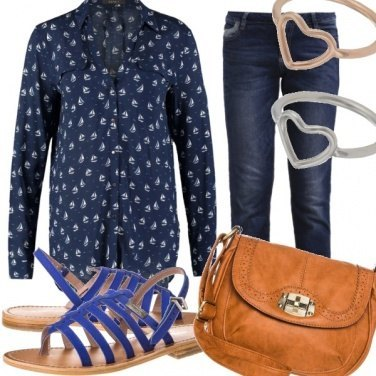 Outfit Easy Spring