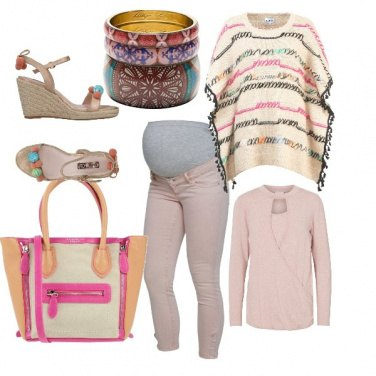 Outfit Mamma hippie