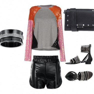 Outfit Urban #2410