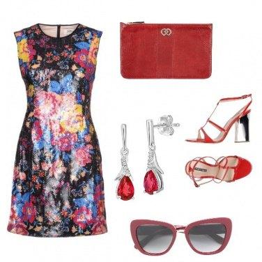 Outfit Fiori & colori
