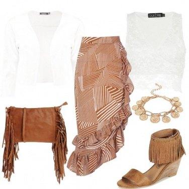 Outfit Le frangie
