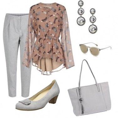 Outfit Leggiadra ed elegante