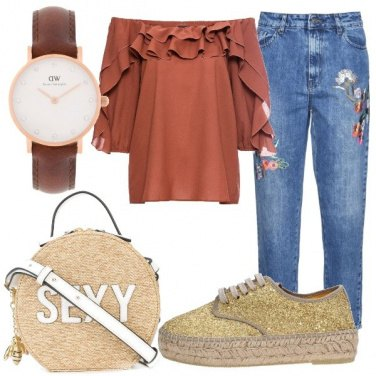 Outfit Trendy #7743