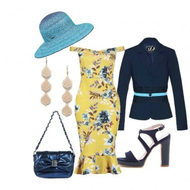 Outfit Invitata superchic