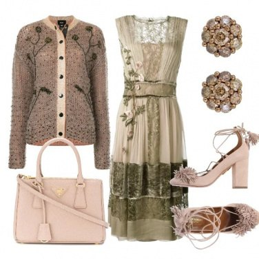 Outfit Floreale soft