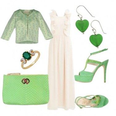Outfit Fresca cerimonia
