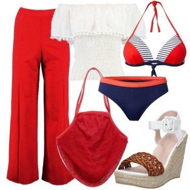 Outfit Prime domeniche al mare