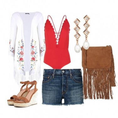 Outfit Frange che passione!
