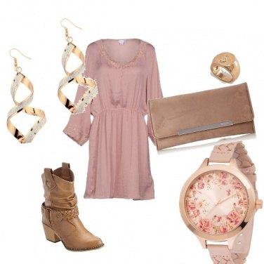 Outfit Romantic stile