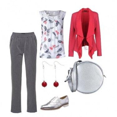 Outfit A passeggio per la città