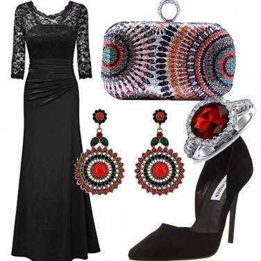Outfit Eleganza e grazia