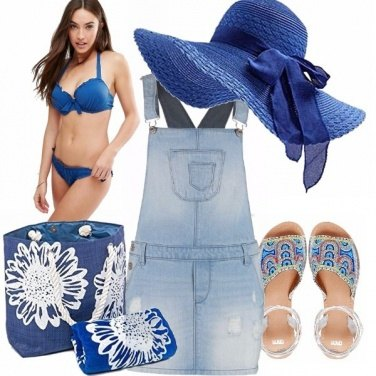 Outfit Mare o piscina