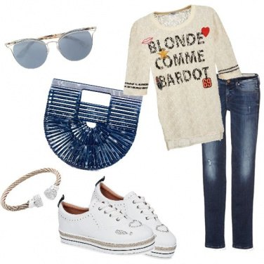 Outfit Trendy #7794