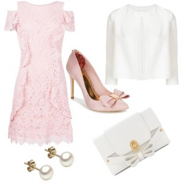Outfit A un matrimonio in primavera