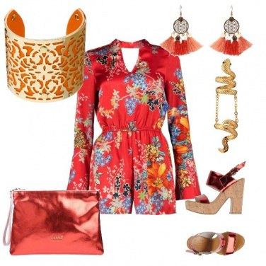 Outfit Profumo d\'Oriente