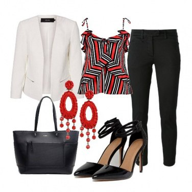 Outfit Not ordinary black