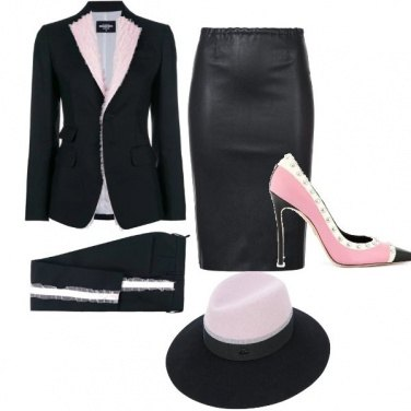 Outfit Sexy #1009