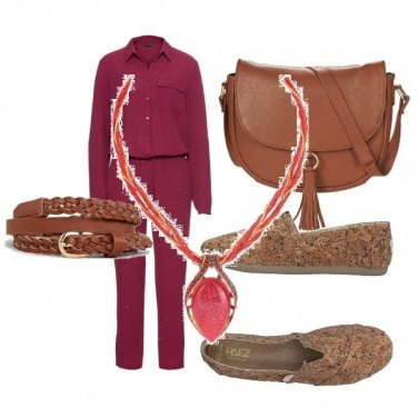 Outfit Etnico #994