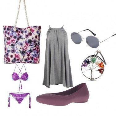 Outfit Ballerina di gomma