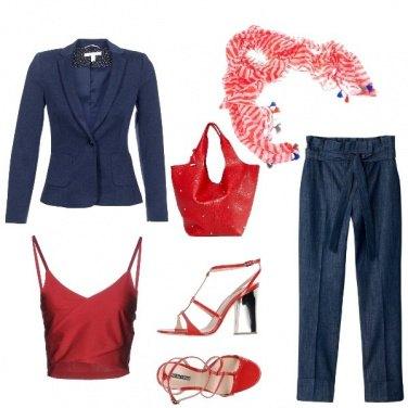 Outfit Pronta per l'ufficio