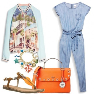 Outfit Summer time