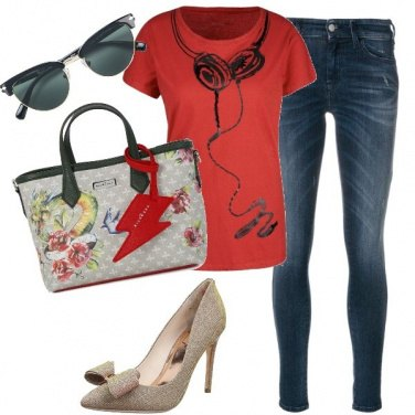 Outfit Fulmine