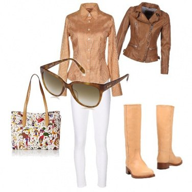 Outfit Trendy #7842