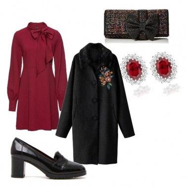Outfit Fiori con classe