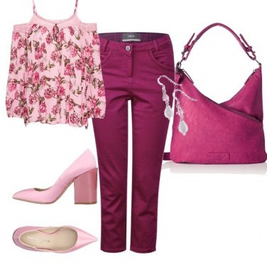 Outfit Romantico e semplice