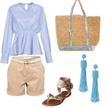 Outfit Il mare a primavera