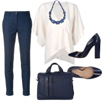Outfit Navy