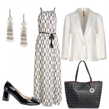 Outfit Vestito lungo