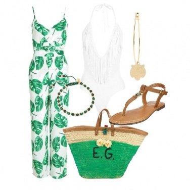 Outfit Primi giorni in spiaggia