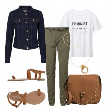Outfit A long trip