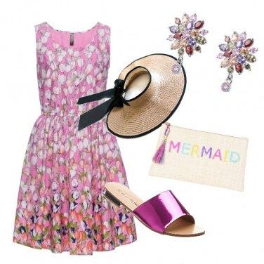 Outfit Fresca e preziosa