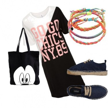 Outfit Urban #2484