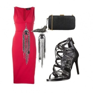 Outfit Sexy #1033